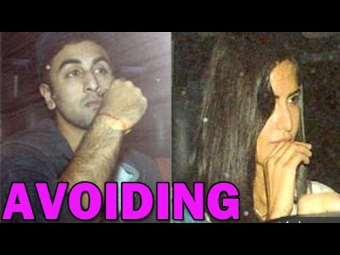 Ranbir Kapoor Avoids Getting Captured With Katrina Kaif - EXCLUSIVE