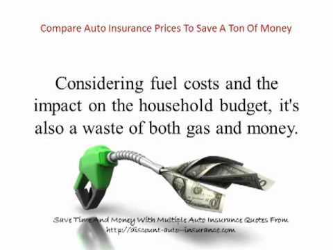 Compare Auto Insurance Quotes To Save A Ton Of Money
