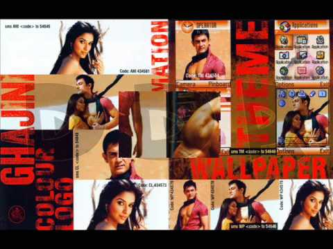 GHAJINI- Kaise Mujhe  FULL SONG ( On Piano )