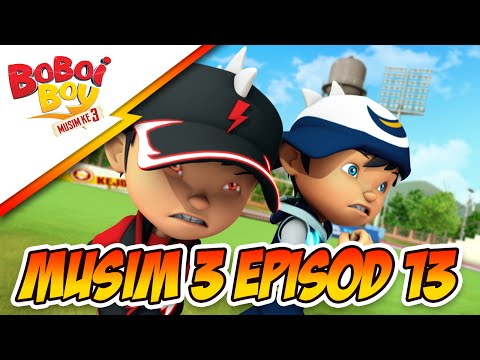 Boboiboy Season 3 Episode 13: Adu Du Kembali Jahat video