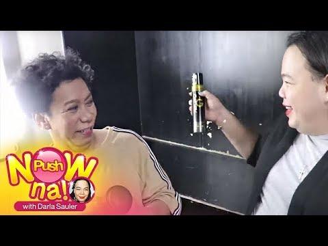 Push Now Na Exclusive: Comedian Lassy Marquez's bag raid
