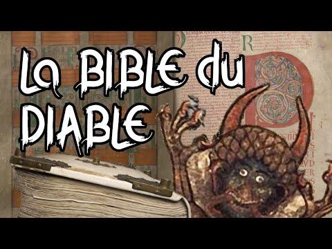 Le Codex Gigas, la Bible du Diable