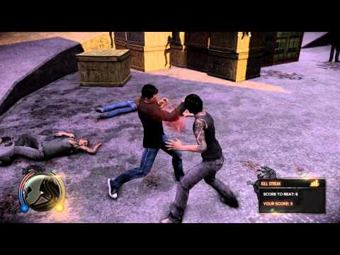 Sleeping Dogs - Fight Club At The Docks video
