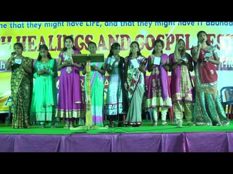 Veeche galullo song sung by miracle church youth