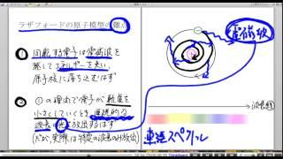 高校物理解説講義:「ボーアの原子模型」講義1