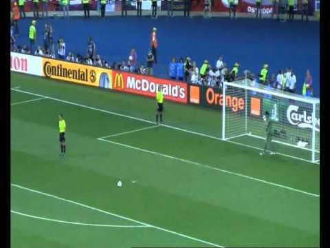 Англия-Италия. Пенальти. Евро 2012