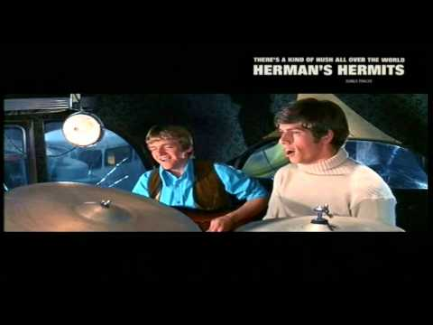 Herman's Hermits-There's A Kind Of Hush