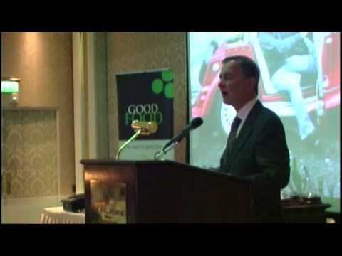 Martin Cullen Speech at Good Food Ireland Awards Showcase 2008