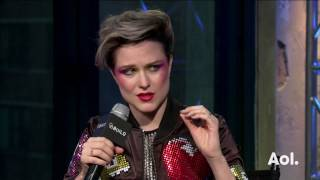 "Evan Rachel Wood Discusses Her Role On HBO's ""Westworld"" 