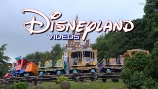 Attraction Casey Jr. Le Petit Train du Cirque - Disneyland Paris