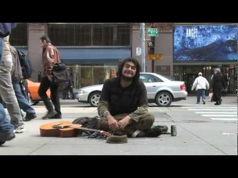 Boom De Yada! The Homeless Sing the Discovery Channel Song