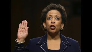 DEEP STATE REDACTS APPENDIX 2 IN IG REPORT! DOJ HIDES DAMAGING MATERIAL ON OBAMA AG LYNCH!
