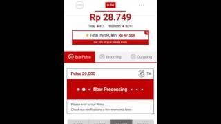 download lagu Dapat Pulsa Gratis 20rb Dari Android Cashtree gratis