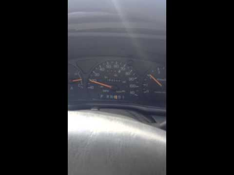 96 Taurus transmission issues