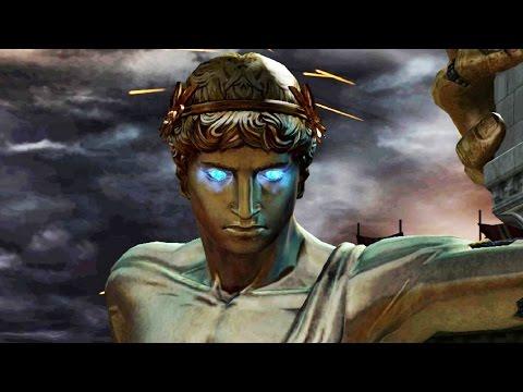 God of War 2: Colossus of Rhodes Boss Fight (4K 60fps) thumbnail