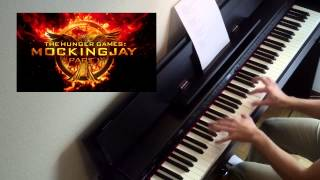"The Hunger Games: Mockingjay - ""The Hanging Tree"" (Piano Cover)"