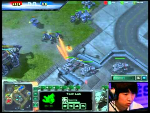 TLO vs. NaDa 1/3 - Showmatch at gamescom 2010 Video