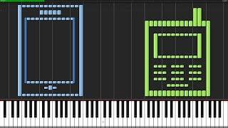 download lagu Cell Phone Ringtones Piano Tutorial Synthesia // Anifuse gratis