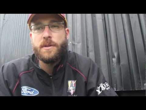 The Pink Report interviews Daniel Vettori