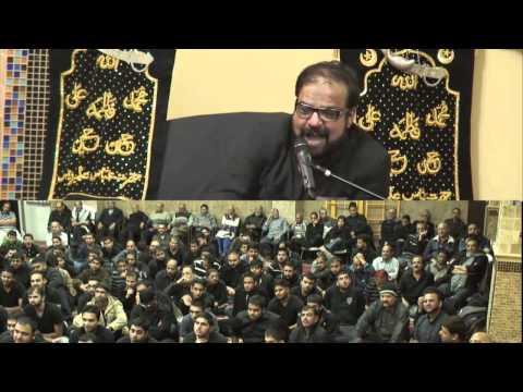 19th Safar 1435 Maulana Abid Bilgrami