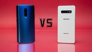 OnePlus 7 Pro vs Galaxy S10 Plus Camera Comparison!