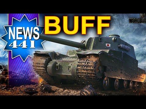 Buff dla Japonii i 9 ze Szwecji - NEWS - World of tanks