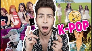 Download Lagu REACCIONANDO AL K-POP (parte 2) | MALBERT Gratis STAFABAND