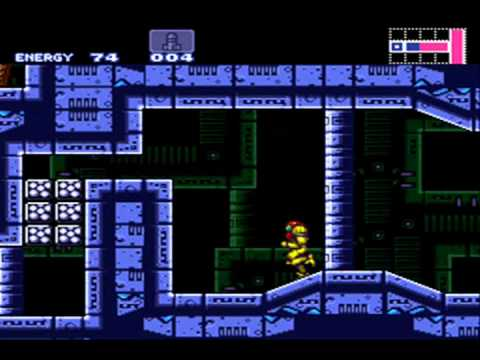Metroid Super Zero Mission 1