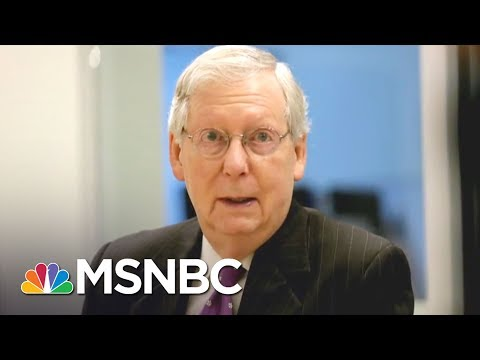 Kasie Hunt: He Needs Mitch McConnell And Other Republicans | Morning Joe | MSNBC
