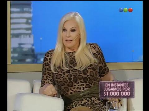 La Abuela, Madona y Una Nueva Cirugías Estética - Susana Giménez