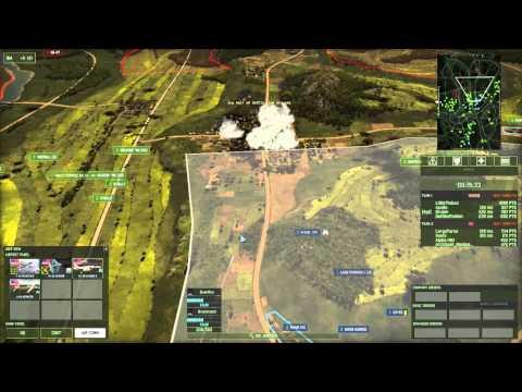Wargame Red Dragon 4v4 on Jungle Law using U.S. Marine Deck