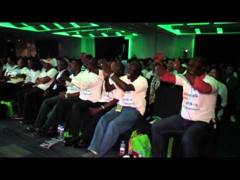AIM Global Nigeria's Philippine Trip Qualifiers 2014 1