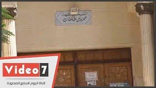 بالفيديو.. هدوء أمام مسجد حمزة بعين شمس بعد فض مسيرة الإخوان