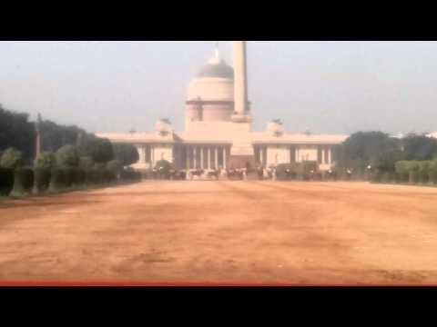 Change of Guard - Rashtrapati Bhavan, New Delhi (Part 1)