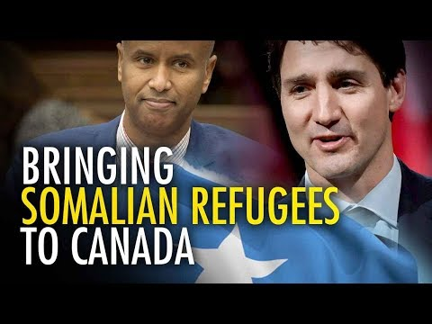 Trudeau plans massive increase in Somali immigration thumbnail