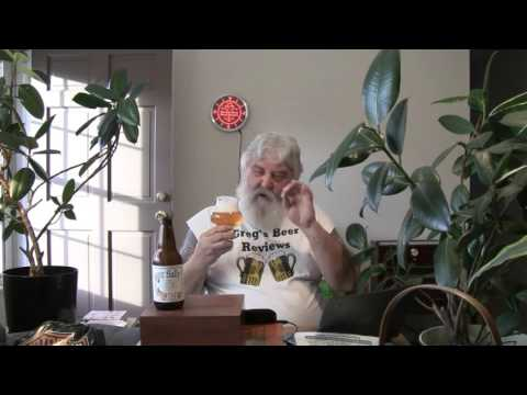 Beer Review # 2007 Lagunitas Brewing Aunt Sally Sour Mash Ale