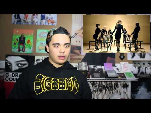 AOA - Miniskirt MV Reaction