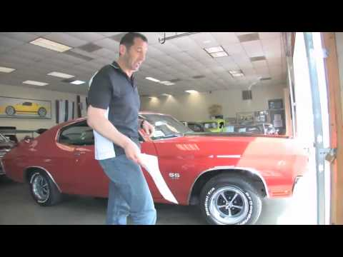 1970 Chevrolet Chevelle SS 396 FOR SALE flemings ultimate garage