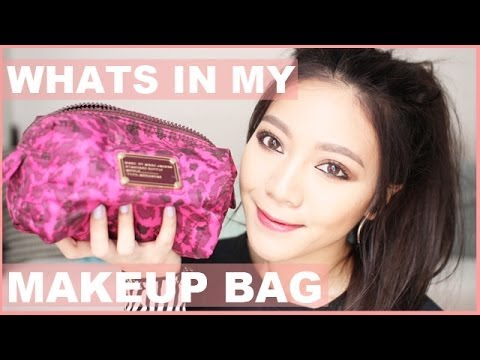 Whats In My Makeup Bag 2014