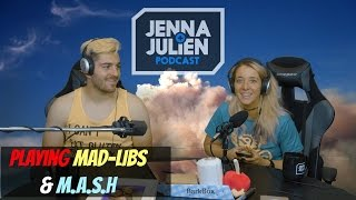 Podcast #101 - Playing Mad-Libs & M.A.S.H