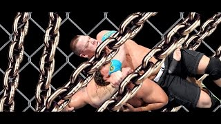 John Cena's Chain Gang Assault On Rusev Russian Chain Match Extreme Rules 2015 Discussion