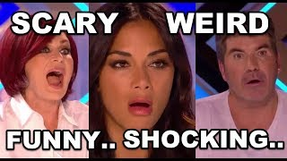 Download Lagu 7 WEIRD, SHOCKING and FUNNY AUDITIONS IN X FACTOR UK 2017 Gratis STAFABAND