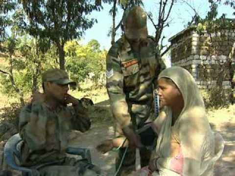 Kashmir Truth : Development of Jhangar Village in Jammu & Kashmir.wmv