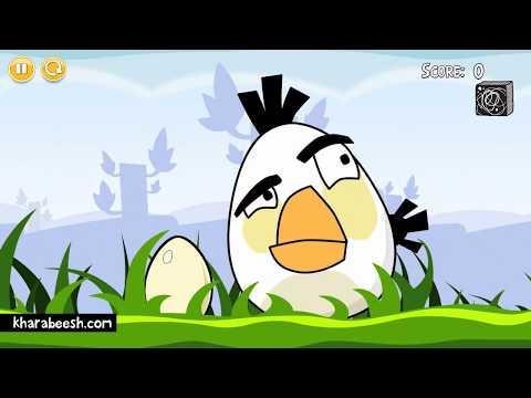 Angry Birds: طائر النهضة ايام الثورة