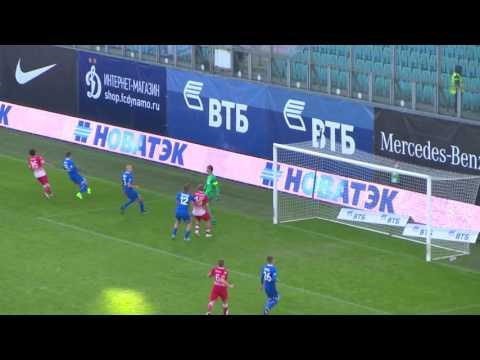 ФК Динамо Москва 3:0 ФК Тамбов обзор