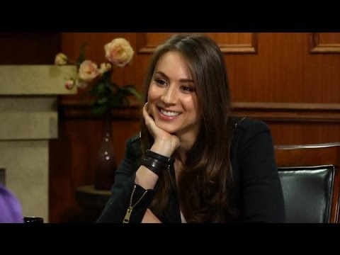 "Troian Bellisario on ""Larry King Now"" - Full Episode Available in the U.S. on Ora.TV"