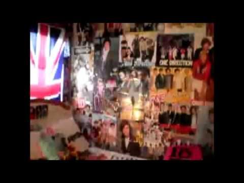 My One Direction Room Tour! *January 2013*