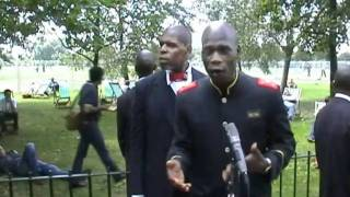 Video: Only the Black Man can raise up the Black - Leo Muhammad (NOI)