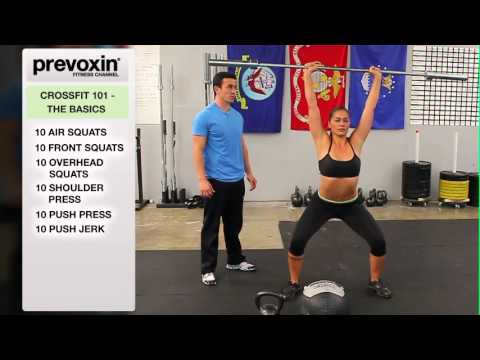 Crossfit 101 - The Basics Image 1