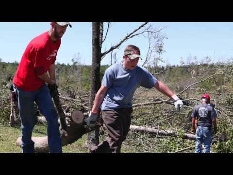 Tupelo tornado anniversary